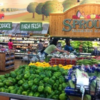 Photo taken at Sprouts Farmers Market by Christina P. on 10/21/2012