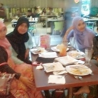 Photo taken at Solaria by Pipit S. on 3/1/2014