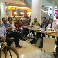 Photo taken at Kafe Betawi by (Ade) Armansjah S. on 8/3/2015