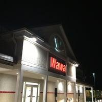 Photo taken at Wawa by Benjamin T. on 1/28/2013