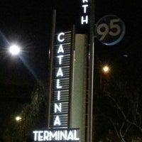 Photo taken at Catalina Terminal 4 by Tony C. on 2/16/2013