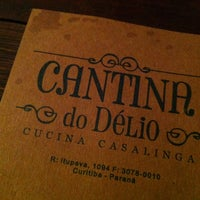 Photo taken at Cantina do Délio by Alexandre L. on 3/30/2013