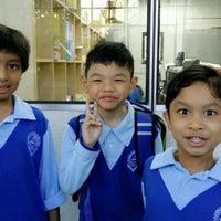 Photo taken at At-Tamimi International Islamic School USJ 19, Subang Jaya by Mazuin M. on 9/9/2014