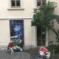 Photo taken at Stadtbücherei by Gunther S. on 7/15/2016