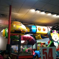 Photo taken at Chuck E. Cheese's by Richard J. on 2/24/2013