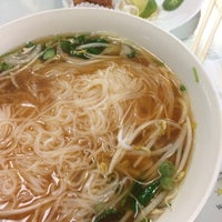 Photo taken at Pho Than Brothers by Jacob M. on 2/11/2014
