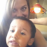 Photo taken at Applebee's by Monica C. on 4/25/2014