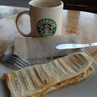 Photo taken at Starbucks Coffee by Thomas H. on 2/22/2013