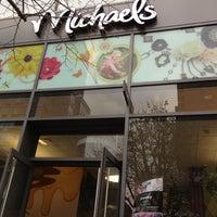 Photo taken at Michaels by 💜Jocelyn C. on 11/2/2012