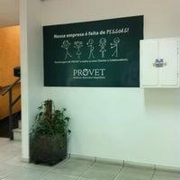 Photo taken at Provet by Fernanda P. on 1/15/2013