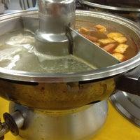 Photo taken at Restoran Yuen Buffet Steamboat by Kristen L. on 3/2/2013