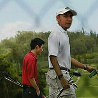 Photo taken at Taman Dayu Golf Club & Resort by Sam D. on 4/1/2014