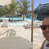 Photo taken at Nautico Praia Clube by Ivan A. on 8/22/2014