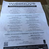 Photo taken at Wiseguys by Frank M. S. on 11/16/2016