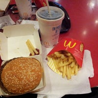 Photo taken at McDonald's by Diego B. on 12/29/2012