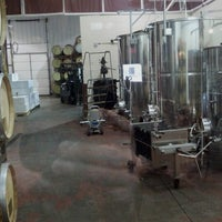 Photo taken at Chateau Thomas Winery by ryan b. on 2/2/2013
