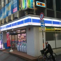 Photo taken at ローソン 岡山駅前店 by つじやん賃貸 ス. on 10/14/2015