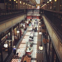 Photo taken at Adelaide Arcade by Vera P. on 1/4/2013