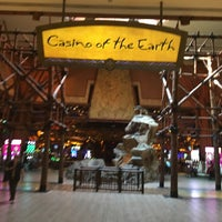 Photo taken at Casino of the Earth by Jamule C. on 3/8/2016