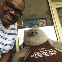 Photo taken at Rocky Mountain Chocolate Factory by Jamule C. on 6/5/2016