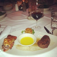 Photo taken at Morton's The Steakhouse by J. D. on 11/28/2012
