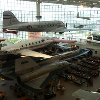 Photo taken at The Museum of Flight by David Parker B. on 2/16/2013