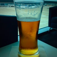 Photo taken at American Airlines Admirals Club by Jorge R. on 5/7/2015