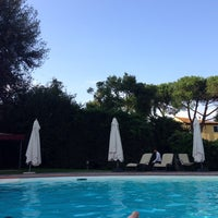 Photo taken at Villa La Principessa Hotel Lucca by Thomas V. on 8/3/2014