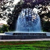 Photo taken at Loring Park by O K. on 9/11/2013