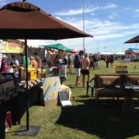 Photo taken at Street Eats Food Truck Festival by Lee E. on 10/20/2012