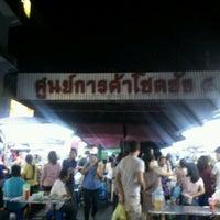 Photo taken at Chok Chai 4 Market by SteveY N. on 3/22/2013