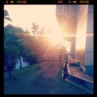 Photo taken at Universitas Pendidikan Indonesia (UPI) by oktav s. on 10/6/2013
