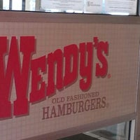 Photo taken at Wendy's by Matthew R. on 4/12/2014