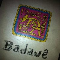 Photo taken at Badauê Restaurante by Eduardo G. on 10/6/2012