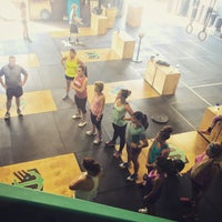 CrossFit Port Royal Sound power by Pepper Fitness