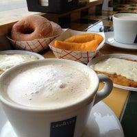 Photo taken at Mekato's Colombian Bakery by Daniel N. on 11/4/2012
