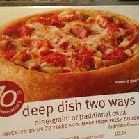 Photo taken at Uno Pizzeria & Grill - Birch Run by FloAnn Y. on 2/22/2013