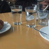 Photo taken at Café Yasmine by Oussama T. on 4/19/2014