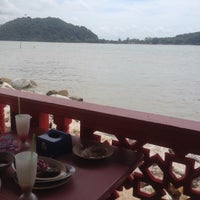 Photo taken at Tanjung Dawai by Errazizan on 10/15/2016