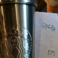 Photo taken at Starbucks by IK.NEW on 5/10/2016