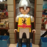 Photo taken at Playmobil FunPark by Anna G. on 3/24/2012