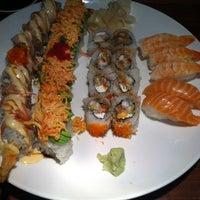 Photo taken at Samurai Blue Japanese Grill by Amanda S. on 4/18/2012