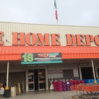 Photo taken at The Home Depot by Miguel T. on 2/3/2013