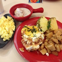 Photo taken at Souplantation by Jason C. on 12/9/2012