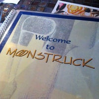 Photo taken at Moonstruck Diner by Isaac H. on 12/23/2012