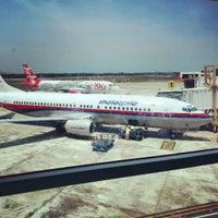 Photo taken at Sultan Ismail Petra Airport (KBR) by Mugundhan D. on 3/28/2013
