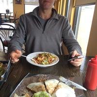 Photo taken at Burrito Del Rio Taqueria by Ryan C. on 4/13/2014