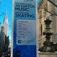 Photo taken at Bank of America Winter Village at Bryant Park by Zornitsa N. on 2/10/2013