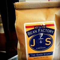 Photo taken at J&S Bean Factory by C on 9/19/2012