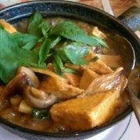 Photo taken at Yuan Fu Vegetarian by Joanna N. on 3/30/2013